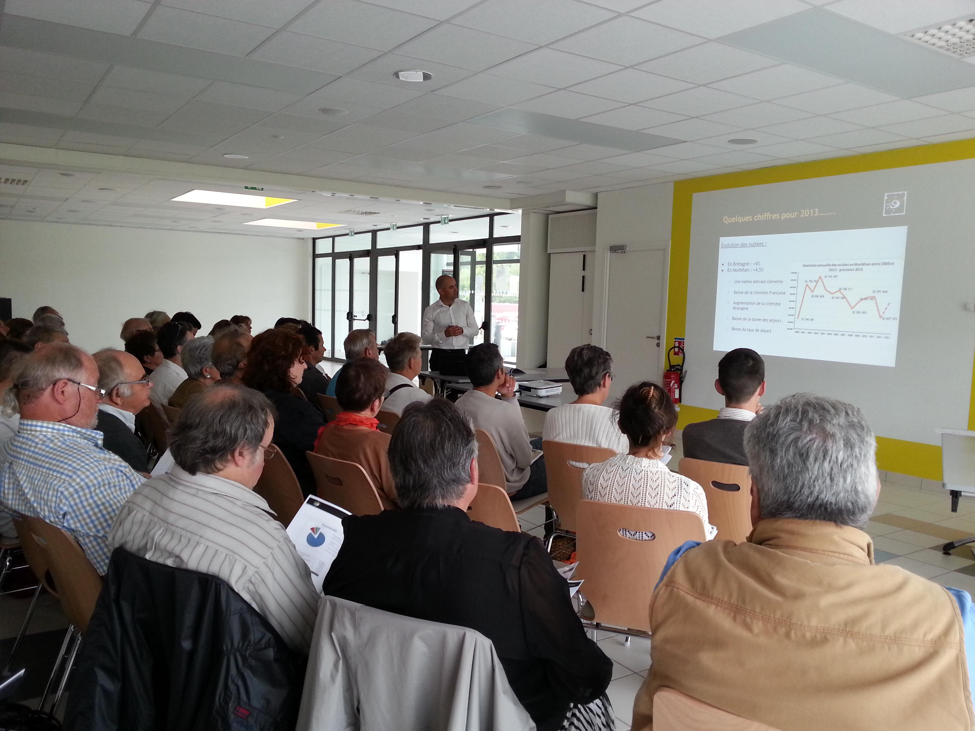 Pays de questembert bilan et projets de l 39 office de - Office du tourisme rochefort en terre ...